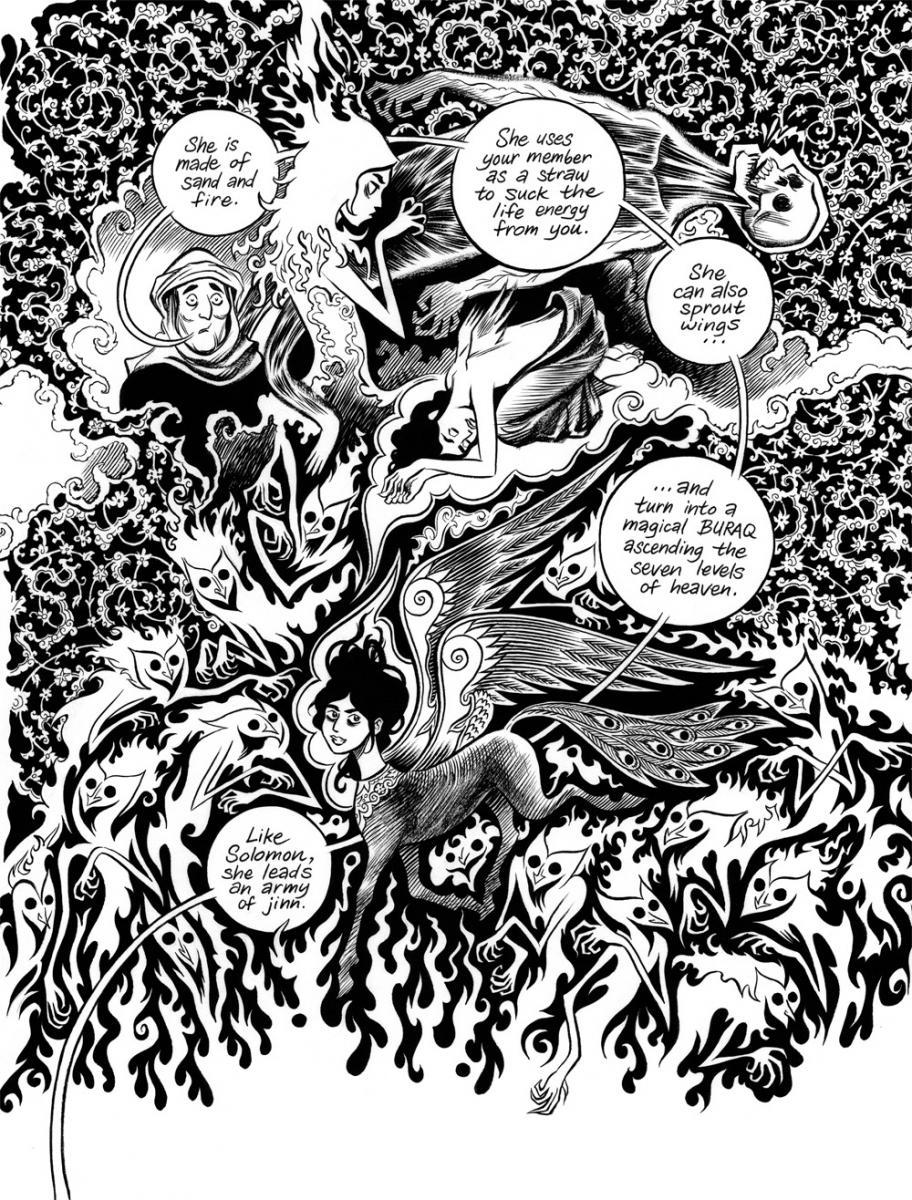 Habibi Graphic Novel Pdf